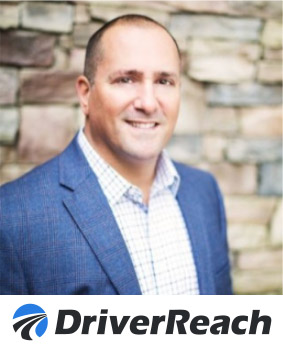 Jeremy Reymer, Founder and CEO of DriverReach recruiting solutions company